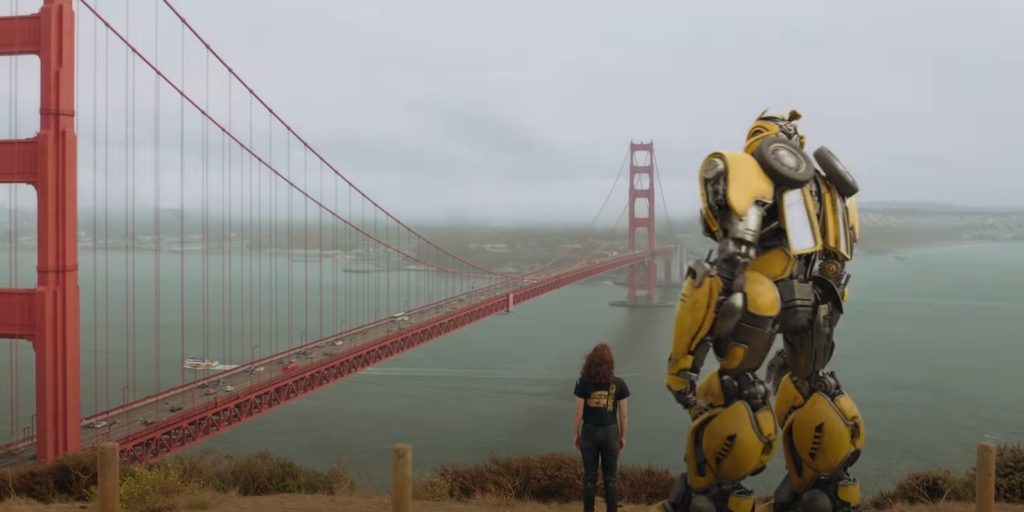 bumblebee budget and box office collections