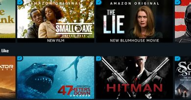 UpComing to Amazon Prime Video on December